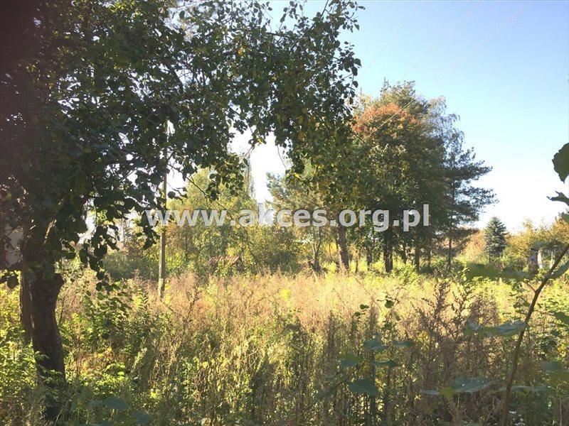 Działka budowlana na sprzedaż Konstancin-Jeziorna, Chylice  1250m2 Foto 4