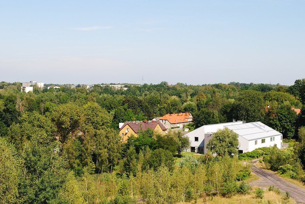 Działka budowlana na sprzedaż Katowice, Murcki, Leśników  6300m2 Foto 2