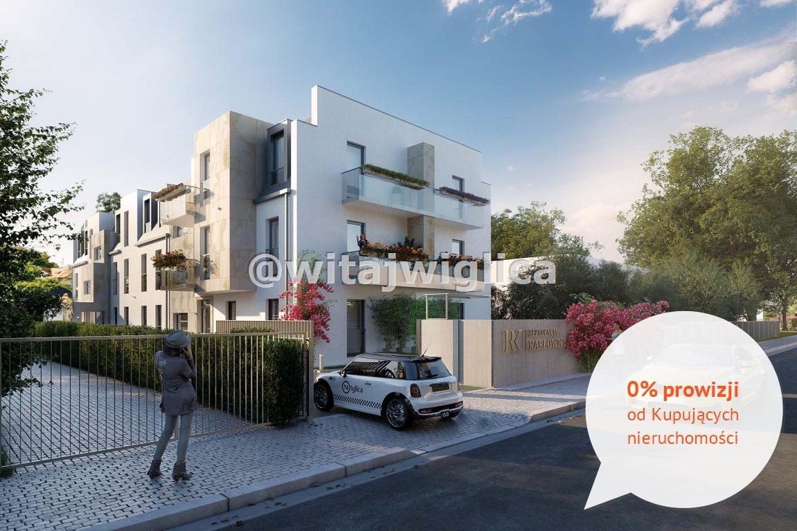 Mieszkanie trzypokojowe na sprzedaż Wrocław, Psie Pole, Karłowice, Miriama Przesmyckiego  73m2 Foto 6