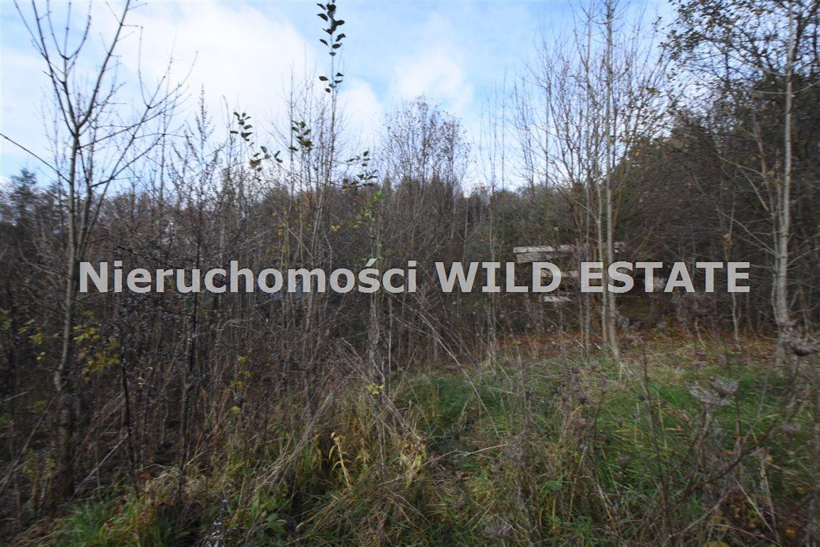 Działka rolna na sprzedaż Lesko, Lesko  1100m2 Foto 4
