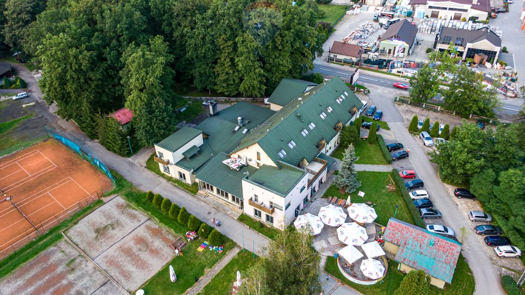 Lokal użytkowy na sprzedaż Żywiec  1624m2 Foto 2