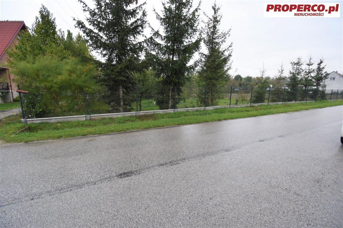 Działka inna na sprzedaż Jędrzejów, Wolica  4000m2 Foto 2