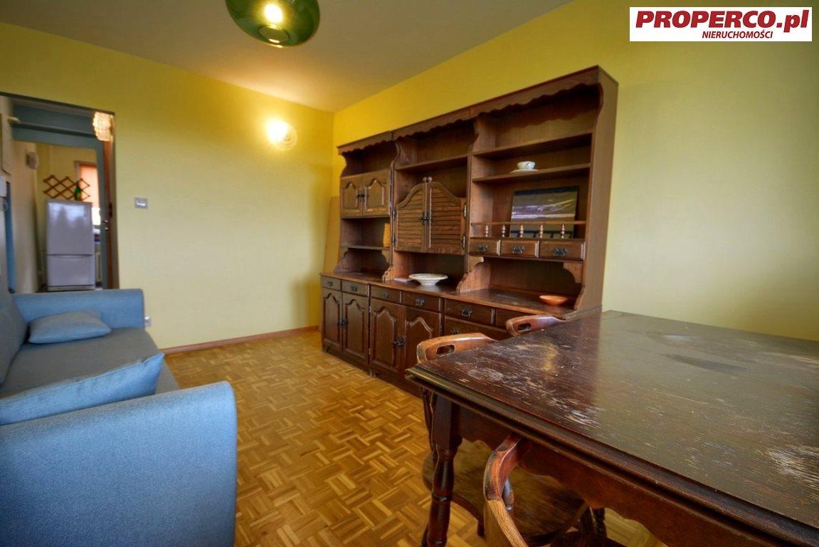 Mieszkanie trzypokojowe na wynajem Kielce, Sady  48m2 Foto 3