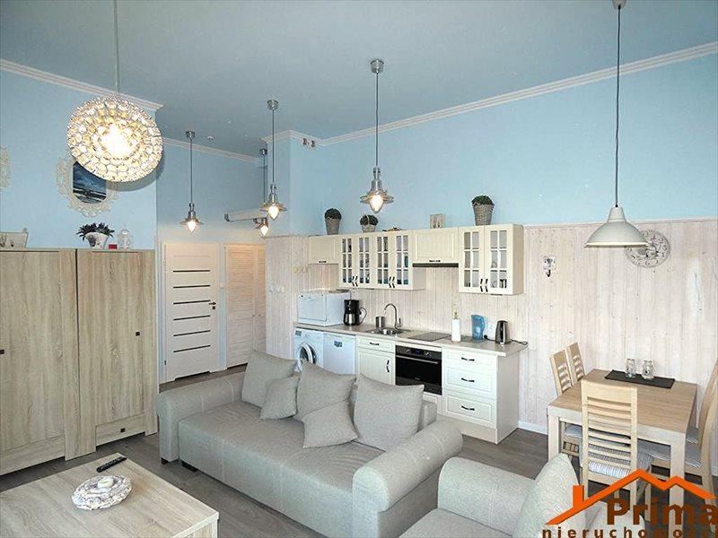 Mieszkanie dwupokojowe na sprzedaż Dziwnówek  58m2 Foto 1