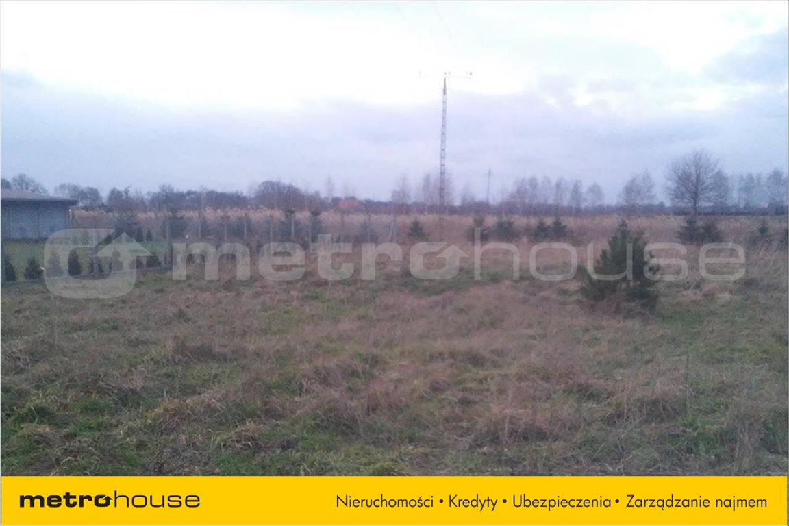 Działka budowlana na sprzedaż Sierakowice Prawe, Skierniewice  1362m2 Foto 2