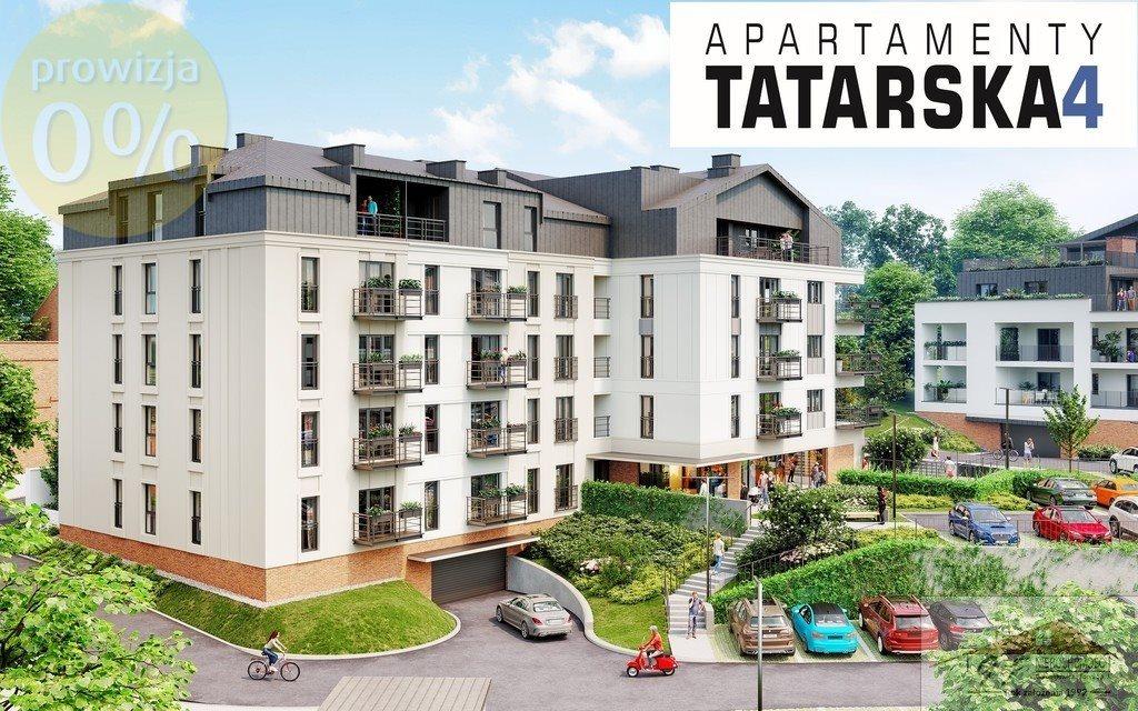 Mieszkanie czteropokojowe  na sprzedaż Przemyśl, Tatarska  56m2 Foto 1