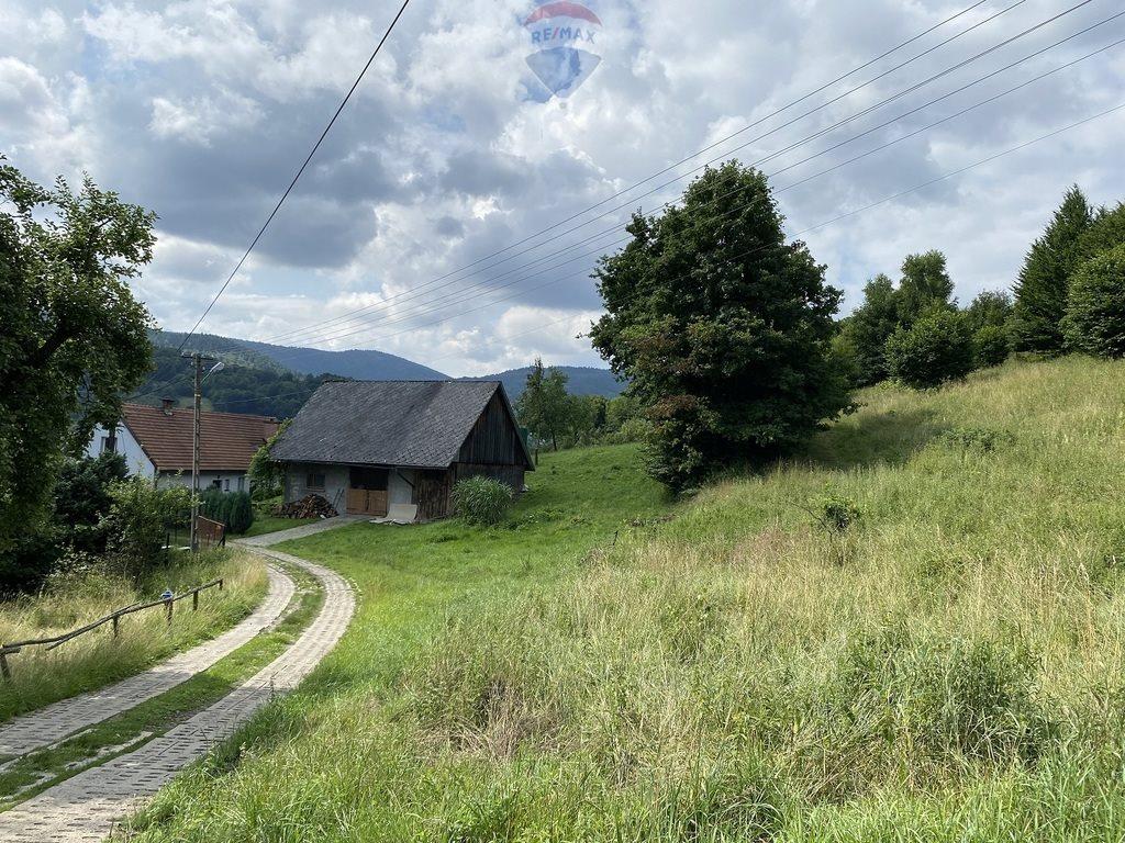 Działka budowlana na sprzedaż Sucha Beskidzka  2000m2 Foto 4