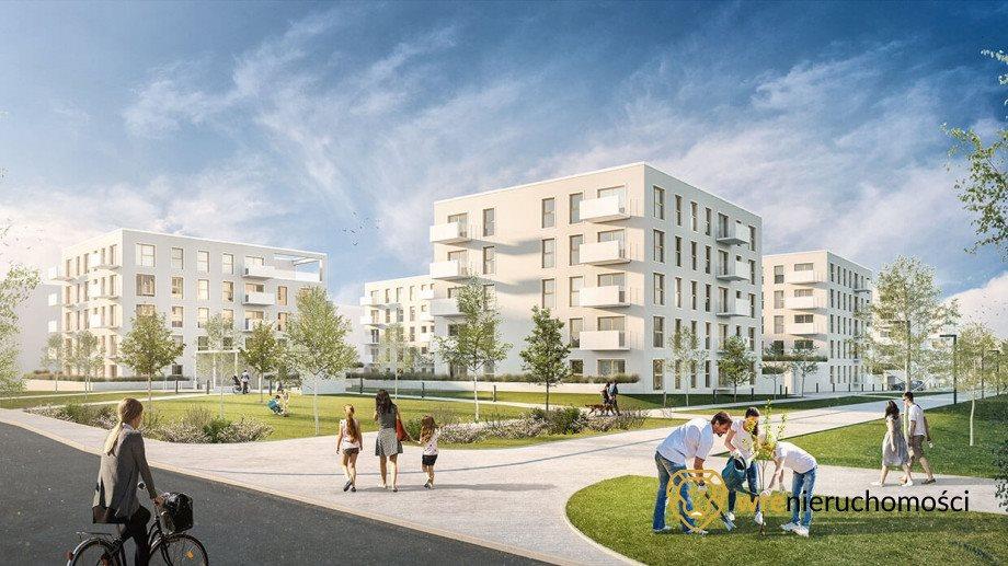 Mieszkanie trzypokojowe na sprzedaż Wrocław, Psie Pole, Zatorska  66m2 Foto 3