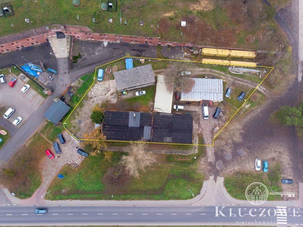 Lokal użytkowy na sprzedaż Toruń, Bydgoskie Przedmieście, Szosa Okrężna  676m2 Foto 1