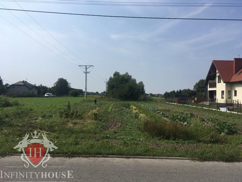 Działka rolna na sprzedaż Wólka Grodziska  4914m2 Foto 1