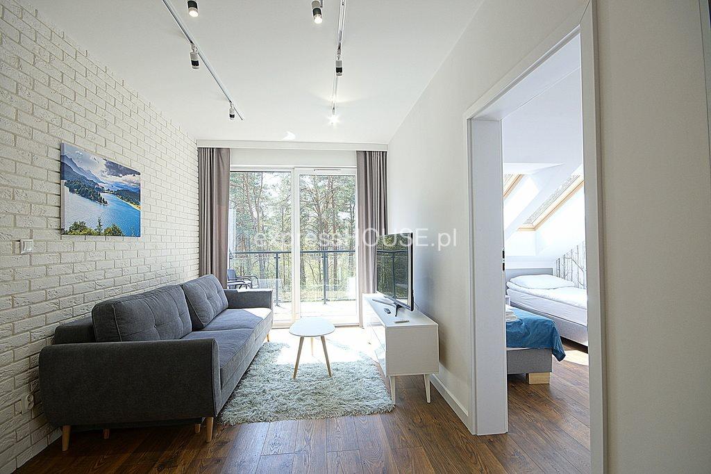 Mieszkanie dwupokojowe na sprzedaż Augustów, Nadrzeczna  32m2 Foto 1