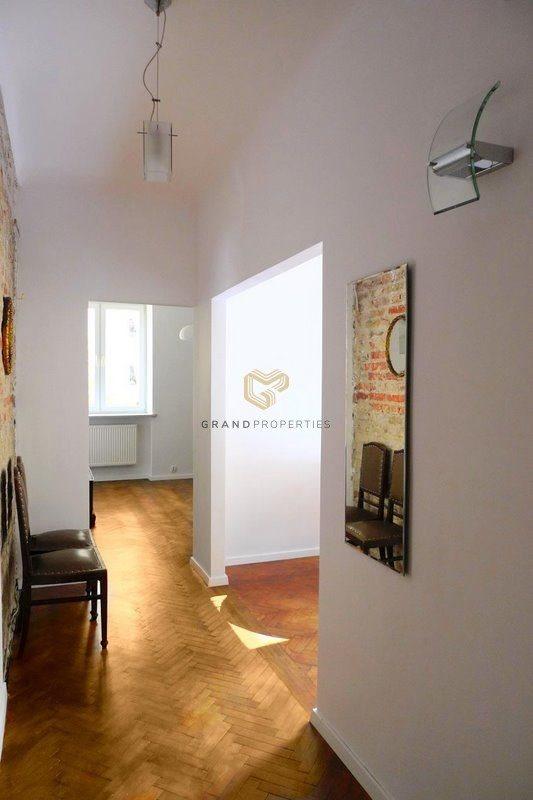Mieszkanie dwupokojowe na wynajem Warszawa, Śródmieście, Wojciecha Górskiego  45m2 Foto 7