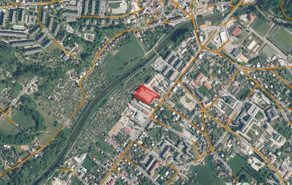 Lokal użytkowy na sprzedaż Gorlice  2672m2 Foto 2