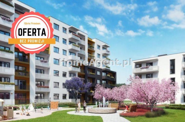 Mieszkanie dwupokojowe na sprzedaż Kraków, Podgórze, Bonarka  39m2 Foto 1