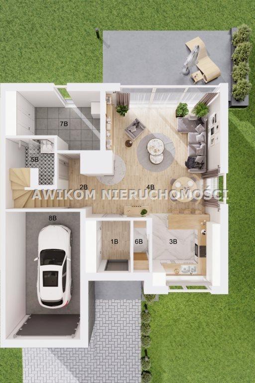 Dom na sprzedaż Wycinki Osowskie  149m2 Foto 2