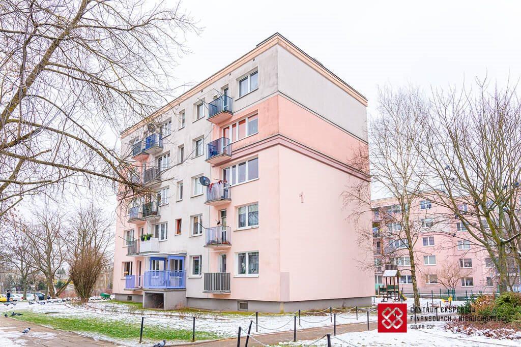 Mieszkanie trzypokojowe na sprzedaż Olsztyn, Jaroty, Kazimierza Jaroszyka  60m2 Foto 12