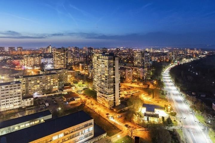 Mieszkanie trzypokojowe na sprzedaż Bułgaria, Burgas  98m2 Foto 2