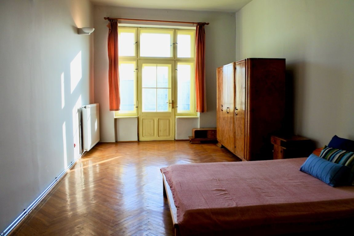 Mieszkanie trzypokojowe na sprzedaż Łódź, Polesie, Stare Polesie, Al. 1 Maja  109m2 Foto 3
