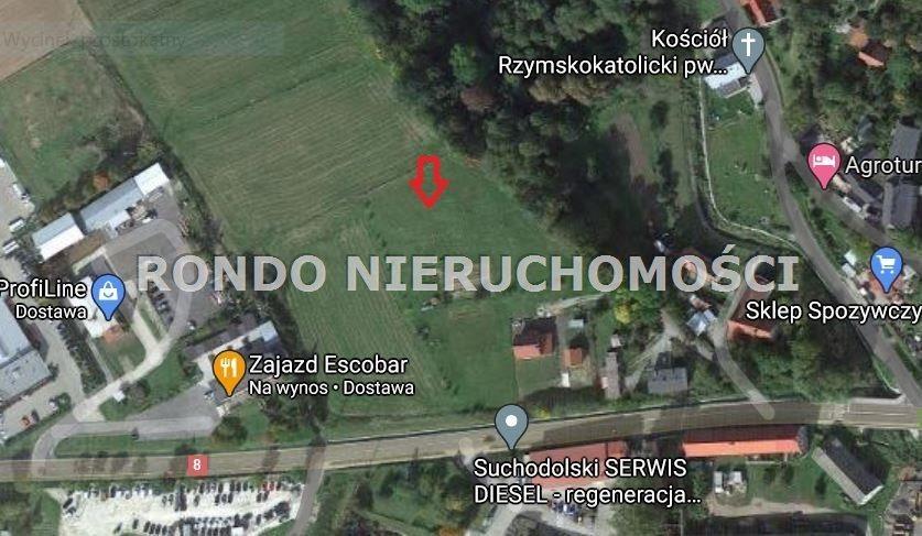 Działka budowlana na sprzedaż Kłodzko, Szalejów Górny  1658m2 Foto 5