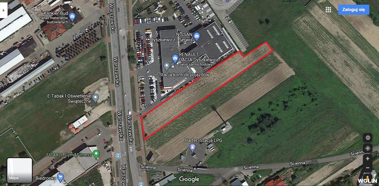 Działka inwestycyjna na sprzedaż Konstancin-Jeziorna, Warszawska  3612m2 Foto 2