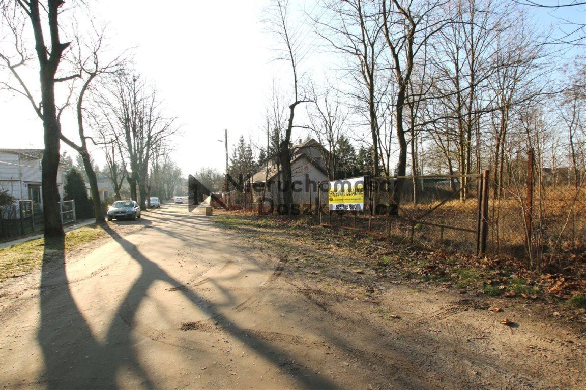 Działka budowlana na sprzedaż Łódź, Widzew, Sikawa, Junacka  2059m2 Foto 4