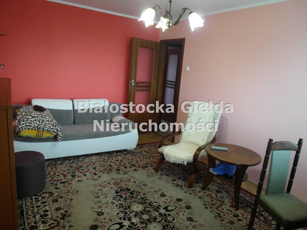 Mieszkanie trzypokojowe na wynajem Białystok, Piaski  54m2 Foto 3