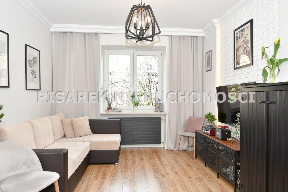 Mieszkanie dwupokojowe na sprzedaż Warszawa, Śródmieście, Muranów, Andersa  46m2 Foto 6