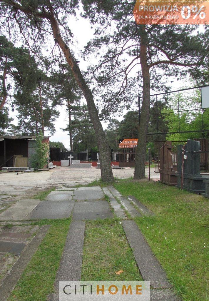 Działka przemysłowo-handlowa na sprzedaż Otwock, Józefa Bema  1550m2 Foto 6