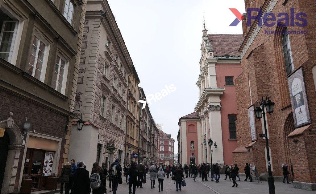 Mieszkanie dwupokojowe na sprzedaż Warszawa, Śródmieście, Świętojańska  40m2 Foto 1