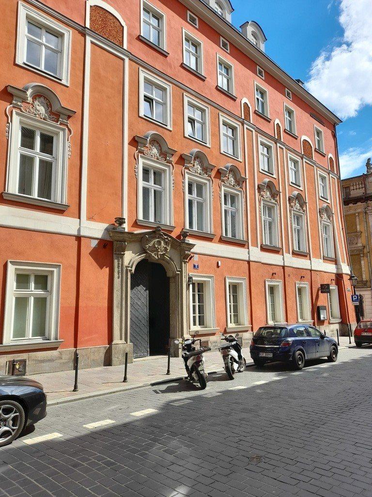 Mieszkanie trzypokojowe na sprzedaż Kraków, Stare Miasto, Stare Miasto, św. Jana  108m2 Foto 3