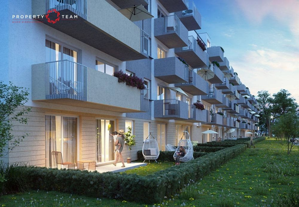 Mieszkanie dwupokojowe na sprzedaż Wrocław, Jagodno, Buforowa  42m2 Foto 4
