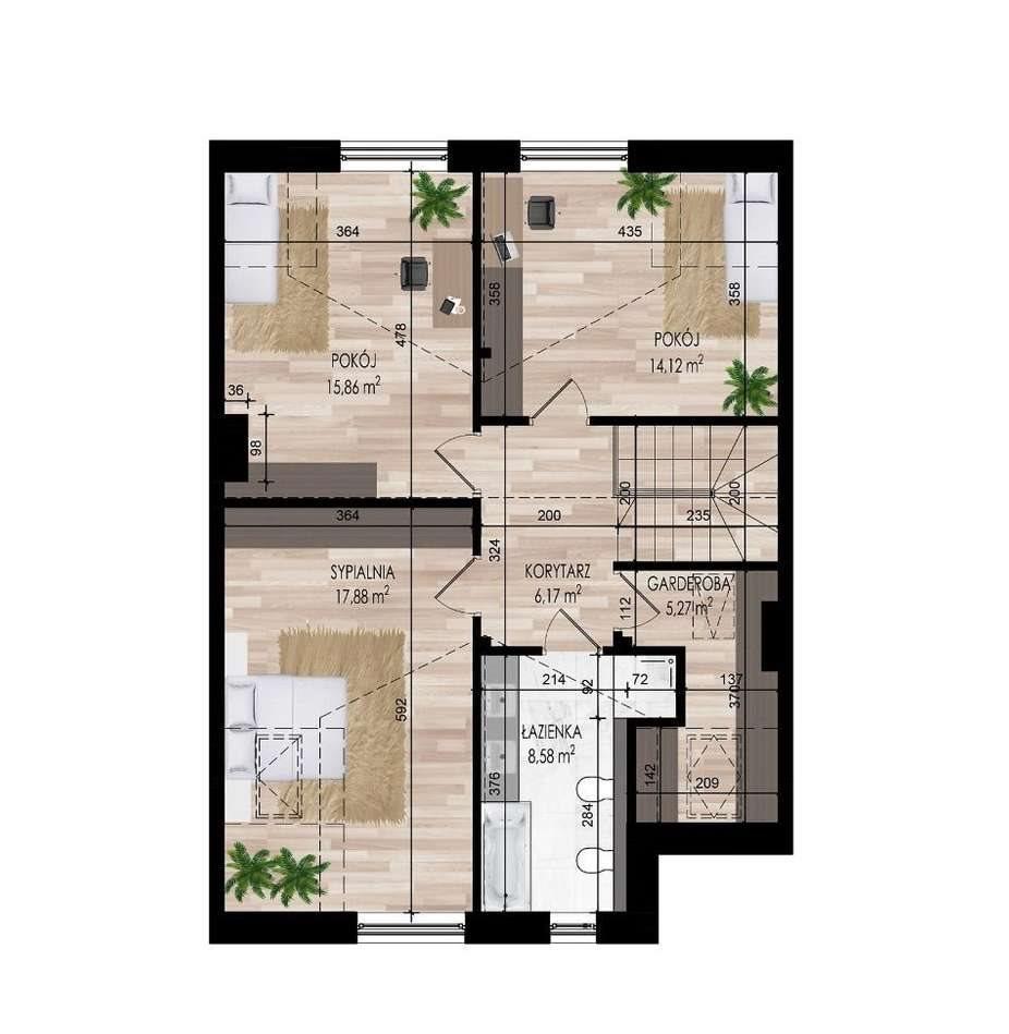 Dom na sprzedaż Grodzisk Mazowiecki, ul. kasztanowa  143m2 Foto 6