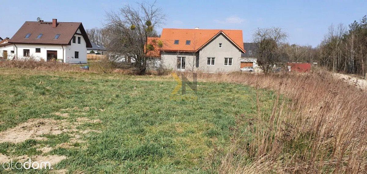 Działka budowlana na sprzedaż Wilkszyn, Wiśniowa  1053m2 Foto 6
