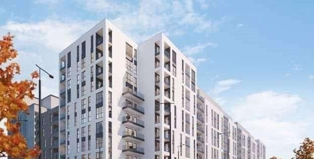 Mieszkanie dwupokojowe na sprzedaż Łódź, Śródmieście, Primo, Tramwajowa 17b  34m2 Foto 1