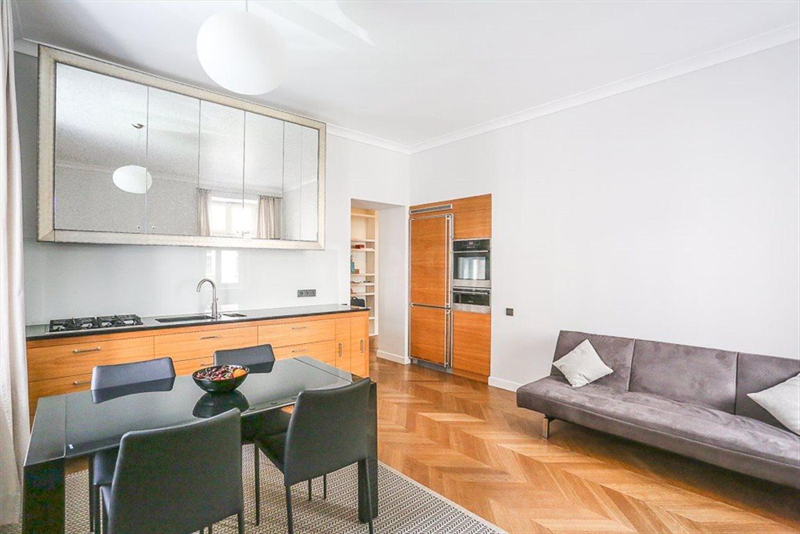 Mieszkanie trzypokojowe na sprzedaż Warszawa, Śródmieście, Śniegockiej  65m2 Foto 1