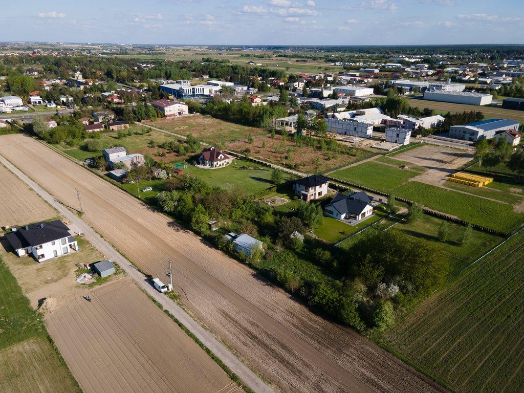 Działka budowlana na sprzedaż Janki  2100m2 Foto 7