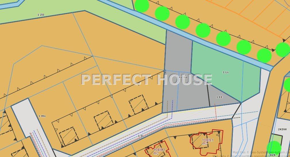 Działka budowlana na sprzedaż Chyby  2779m2 Foto 6