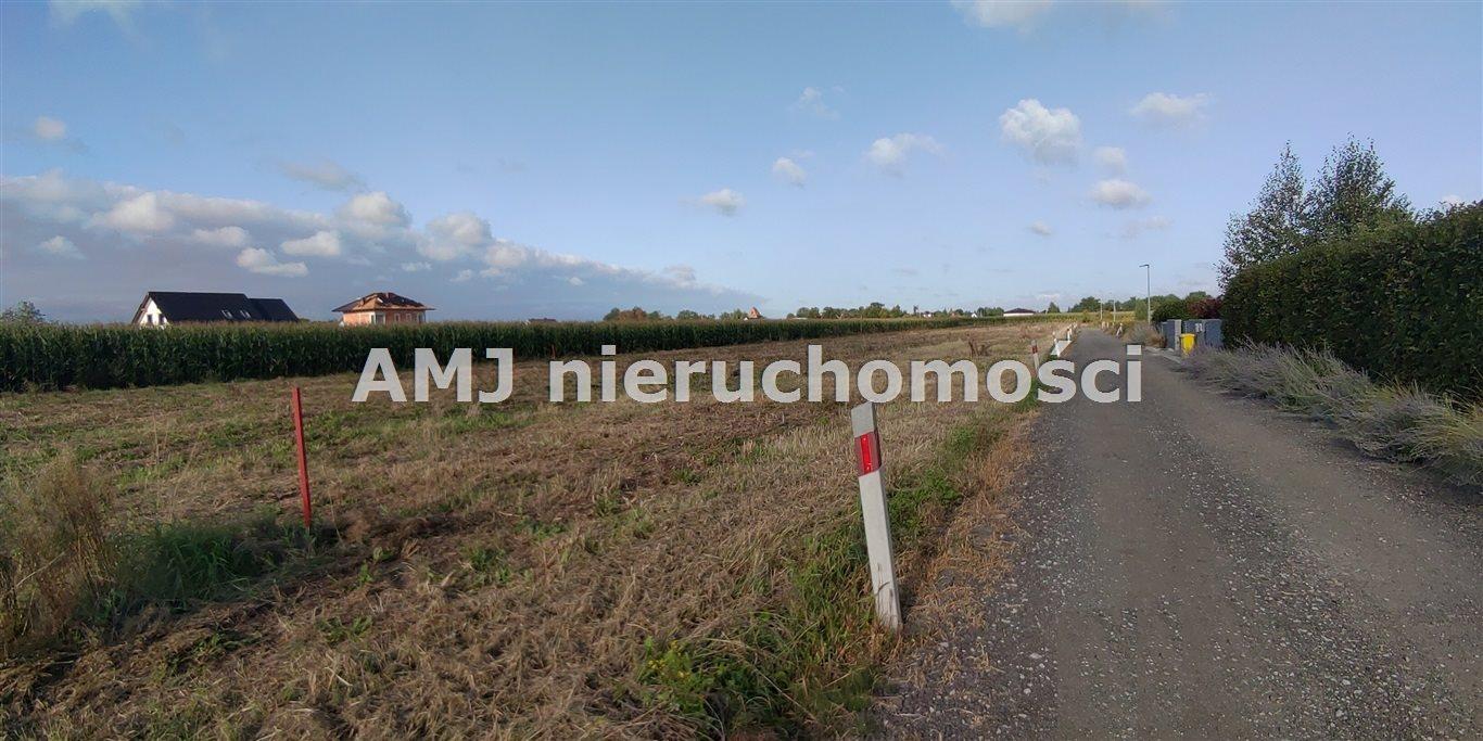 Działka inna na sprzedaż Żerniki Wrocławskie  1000m2 Foto 3