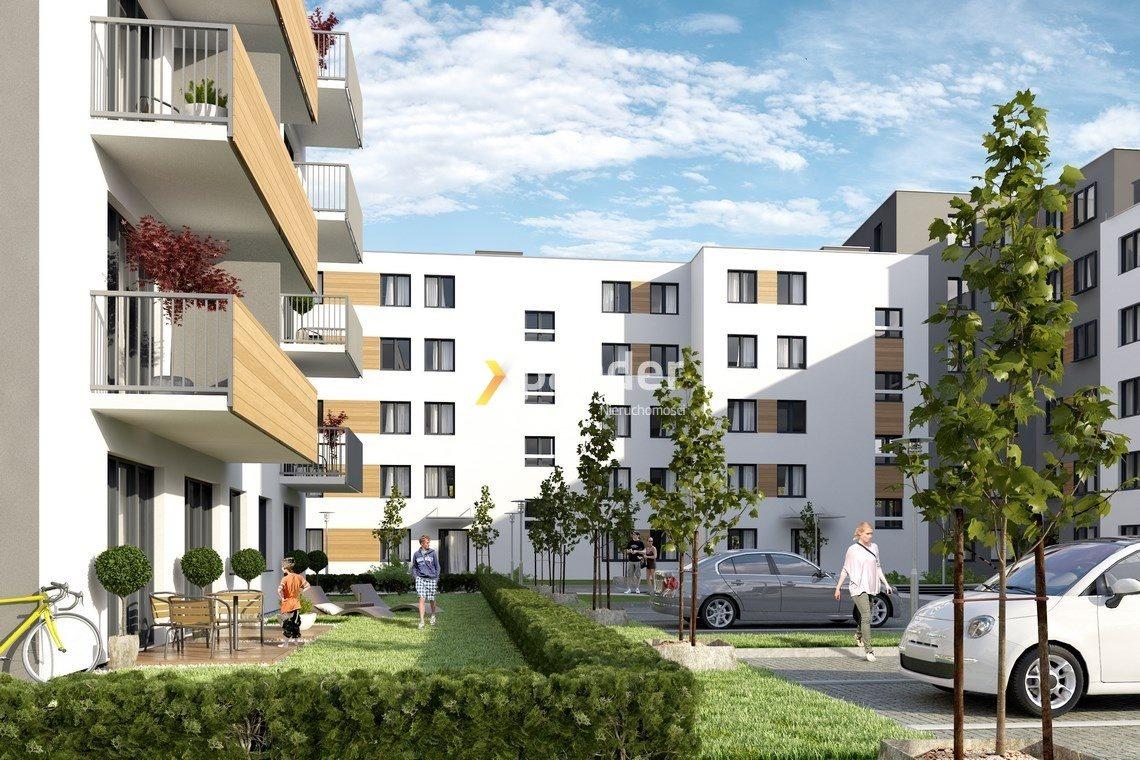 Mieszkanie dwupokojowe na sprzedaż Poznań, Naramowice, Karpia  49m2 Foto 1
