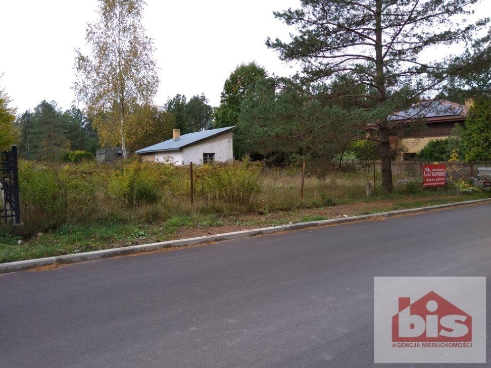 Działka budowlana na sprzedaż Niewodnica Kościelna, Topole  1367m2 Foto 3