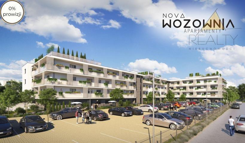 Mieszkanie dwupokojowe na sprzedaż Leszno, Sobieskiego  37m2 Foto 1