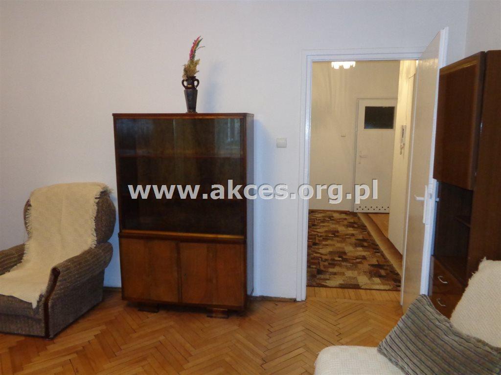 Mieszkanie dwupokojowe na wynajem Warszawa, Mokotów, Górny Mokotów, Olszewska  50m2 Foto 7