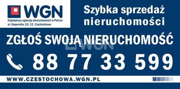 Mieszkanie trzypokojowe na sprzedaż Częstochowa, Trzech Wieszczów, Zana  50m2 Foto 2