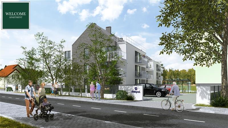Mieszkanie dwupokojowe na sprzedaż Gdańsk, Sobieszewo, Villa Neptun, Nadwiślańska  38m2 Foto 5