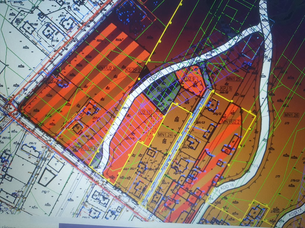 Działka budowlana na sprzedaż Stare Babice, Izabelińska MN1/U2  5887m2 Foto 3