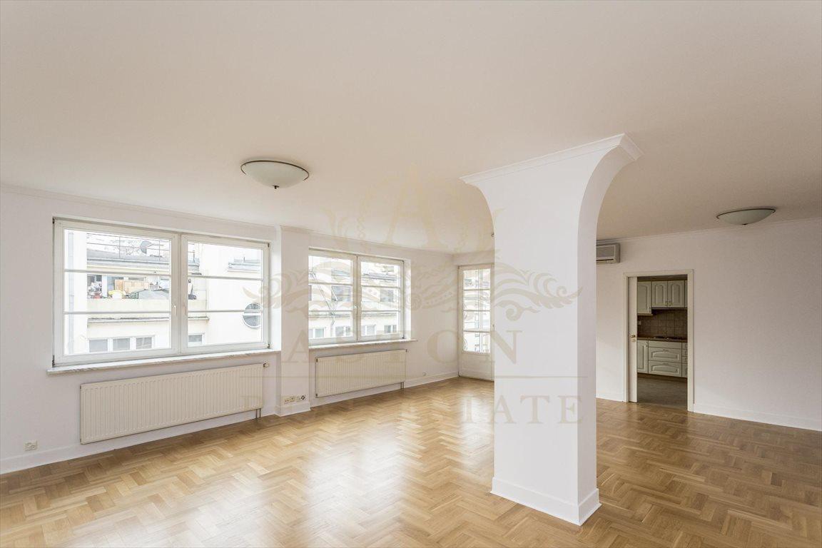 Mieszkanie na wynajem Warszawa, Śródmieście, al. Jana Chrystiana Szucha  170m2 Foto 1