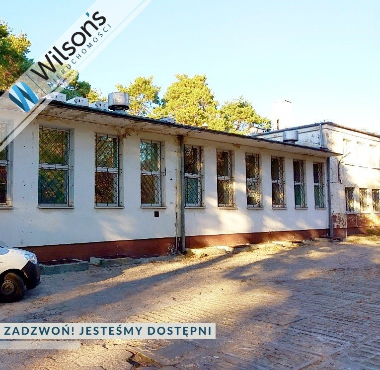 Lokal użytkowy na sprzedaż Warszawa, Wawer Anin, III Poprzeczna  880m2 Foto 1