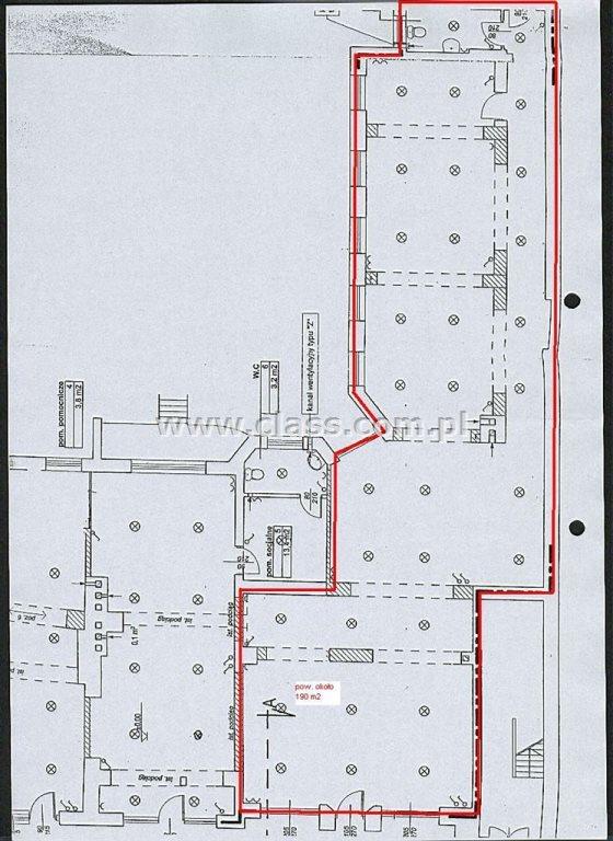 Lokal użytkowy na wynajem Bydgoszcz, Śródmieście  191m2 Foto 4