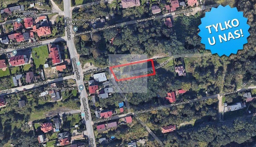 Działka budowlana na sprzedaż Warszawa, Rembertów, Chełmżyńska  1085m2 Foto 1