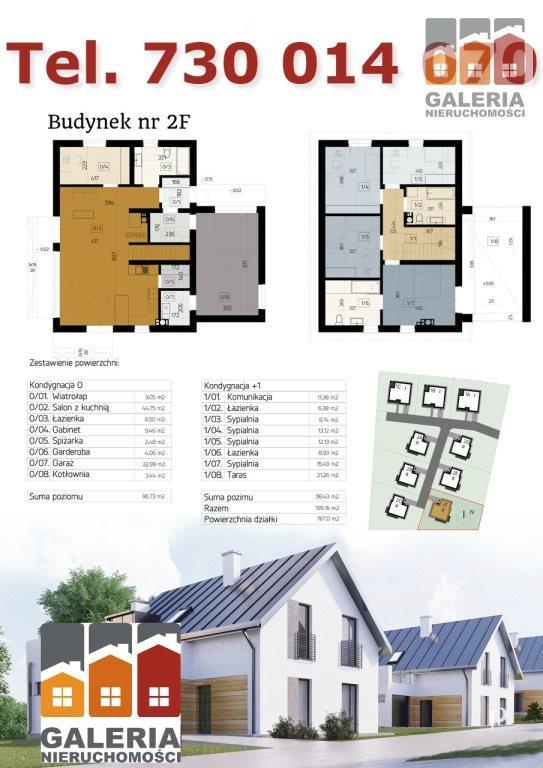 Dom na sprzedaż Strażów  195m2 Foto 3